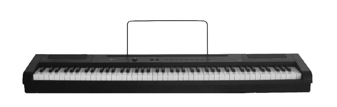 Artesia PA-88H White Цифровое фортепиано. Клавиатура: 88 динамических молоточковых клавиш