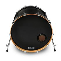 Evans BD22REMAD Пластик для бас-барабана Evans REMAD Resonant, 22""